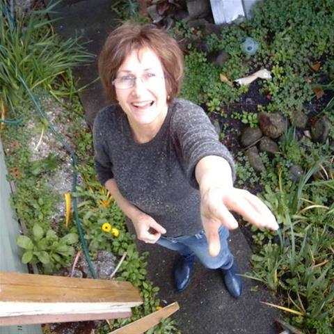 Naar bed met een 77-jarig omaatje uit Gelderland