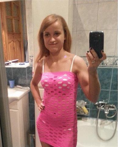 Een keertje sex met deze 22-jarige meid