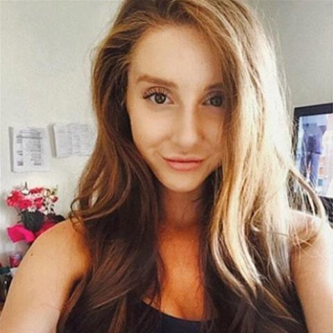 Een keertje sex met deze 29-jarige jongedame