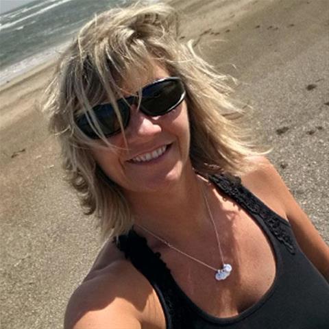 Geile date met deze 48-jarige vrouw