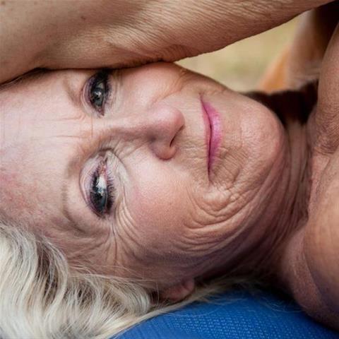 Gratis sexles van 70-jarig omaatje uit Flevoland